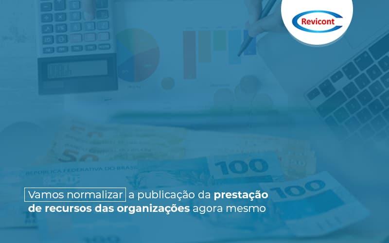 Ação de prestação de contas - Como realizar em ONGs?