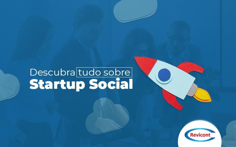 Startup social - O que é?